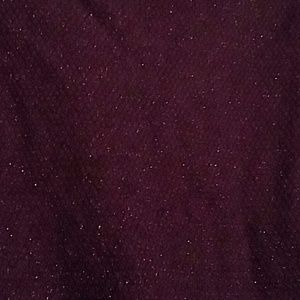 Express Dresses - Express Purple Sparkly Knit Dress
